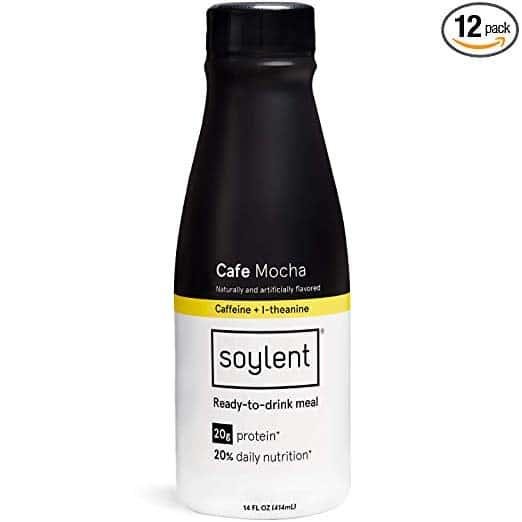 Soylent weight loss