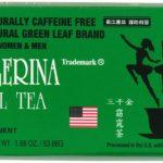 ballerina tea weight loss